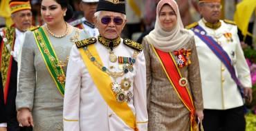 Taib Mahmud Letak Jawatan 28 Feb Ini, Adenan Satem Ketua Menteri Sarawak