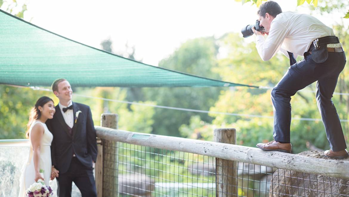 How to Find Just the Right Wedding Photographer that can Produce an Excellent Wedding Photography