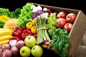 Eating Healthy: Vegetables and Fruits