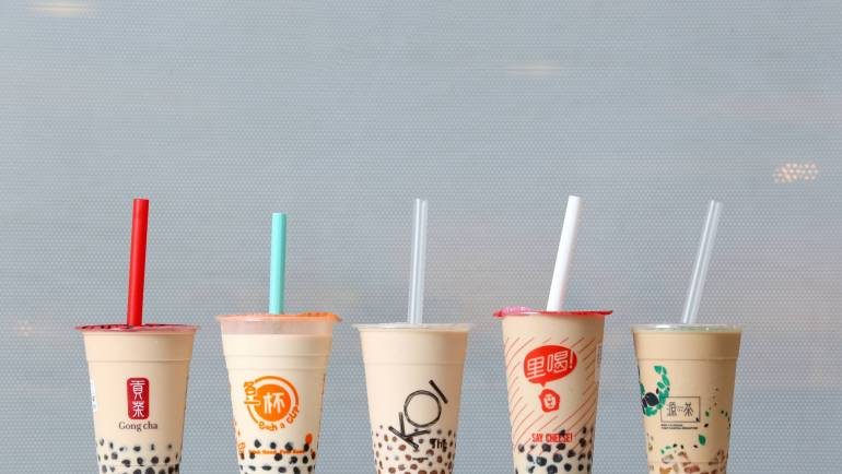 Top 3 Boba Milk Tea Places To Order From In Malaysia